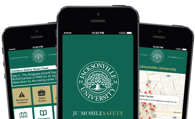 New security mobile app promotes safety for students ...