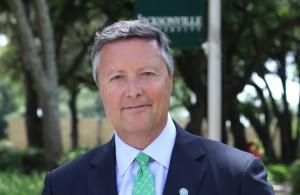 President Tim Cost