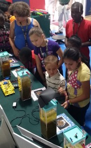 JU at STEM EXPO