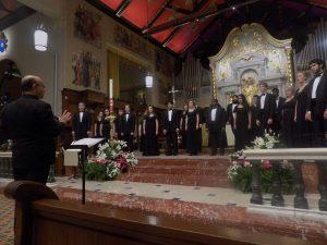 JU Choirs Italy prep