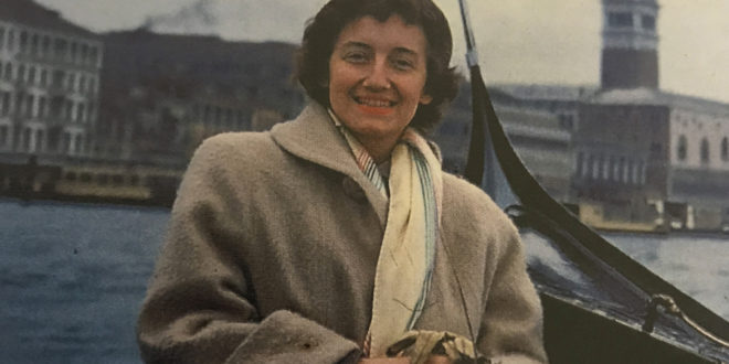 """American … Go Home!"" How Fran Kinne's mettle overseas helped her become the ""Frau Doktor"""