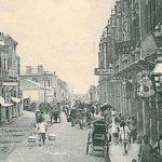 Taiping Road, Hankow, 1908