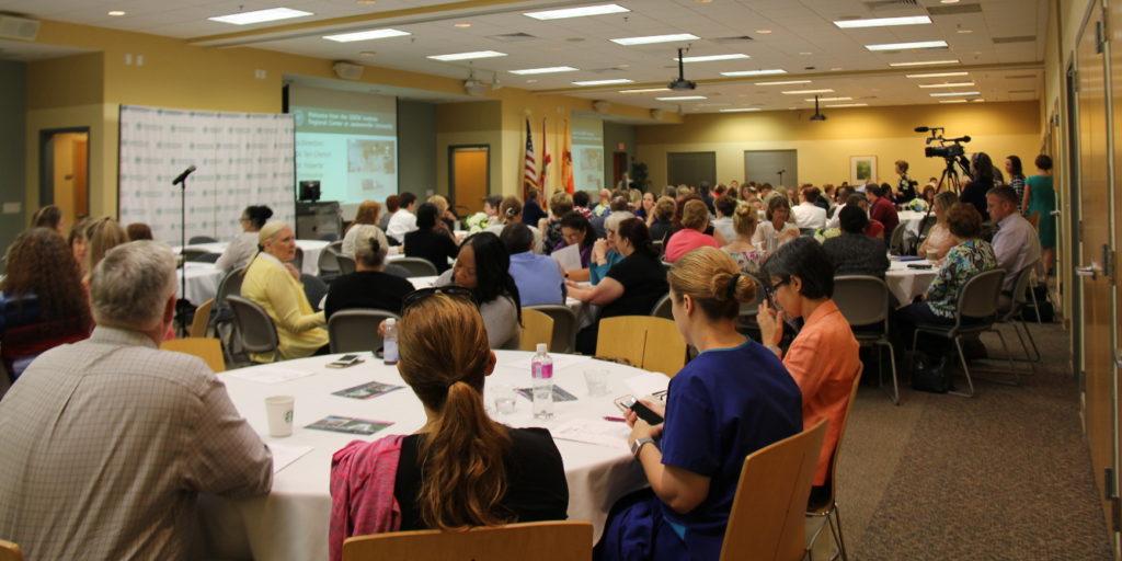 QSEN Institute Regional Center at Jacksonville University's 2017 Patient Safety Forum