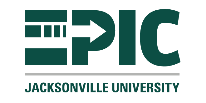 The logo for the Florida EPIC Program at Jacksonville University