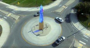 Roundabout artwork concept