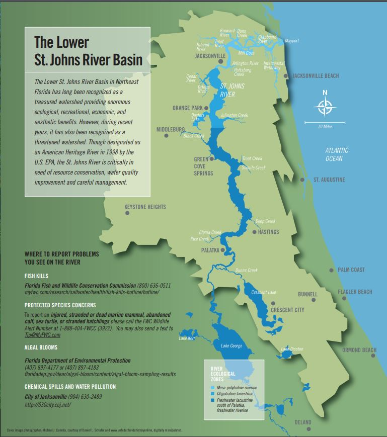 River Report Brochure