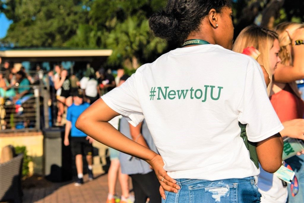 New to JU