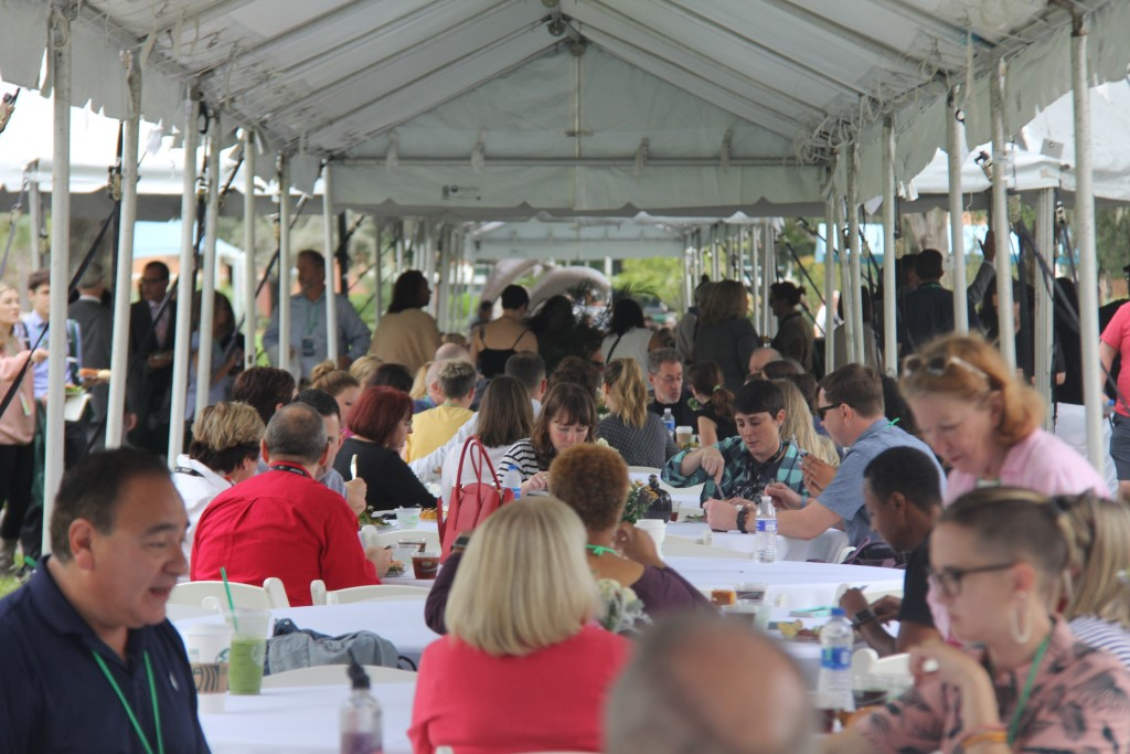 ASN Lunch on the Science Green