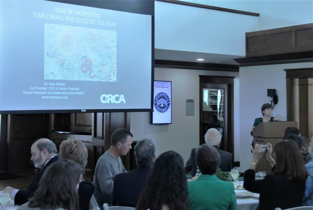 Dr. Widder presentation about exploration