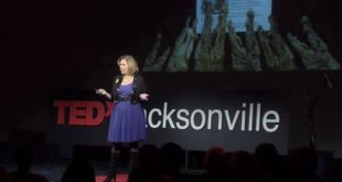 Dr. Lawanda Ravoira speaks at TedX
