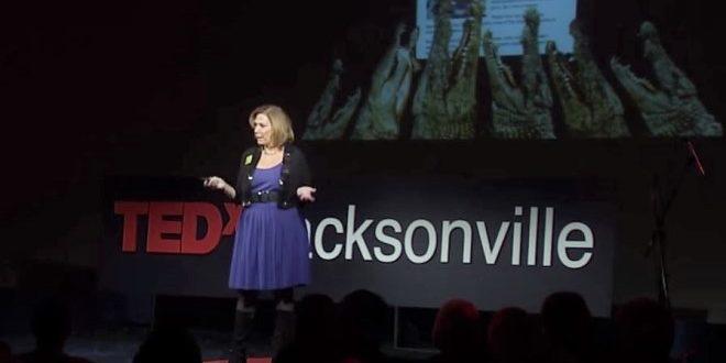 Dr. Lawanda Ravoira speaks at TedX