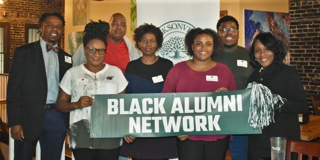 Black Alumni Network banner