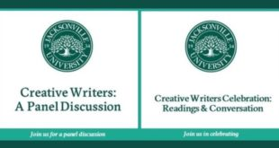 Creative Writers invitations