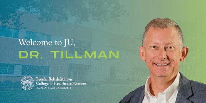 Dr. Mark Tillman Dean of BRCHS