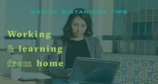 Tips on working from home