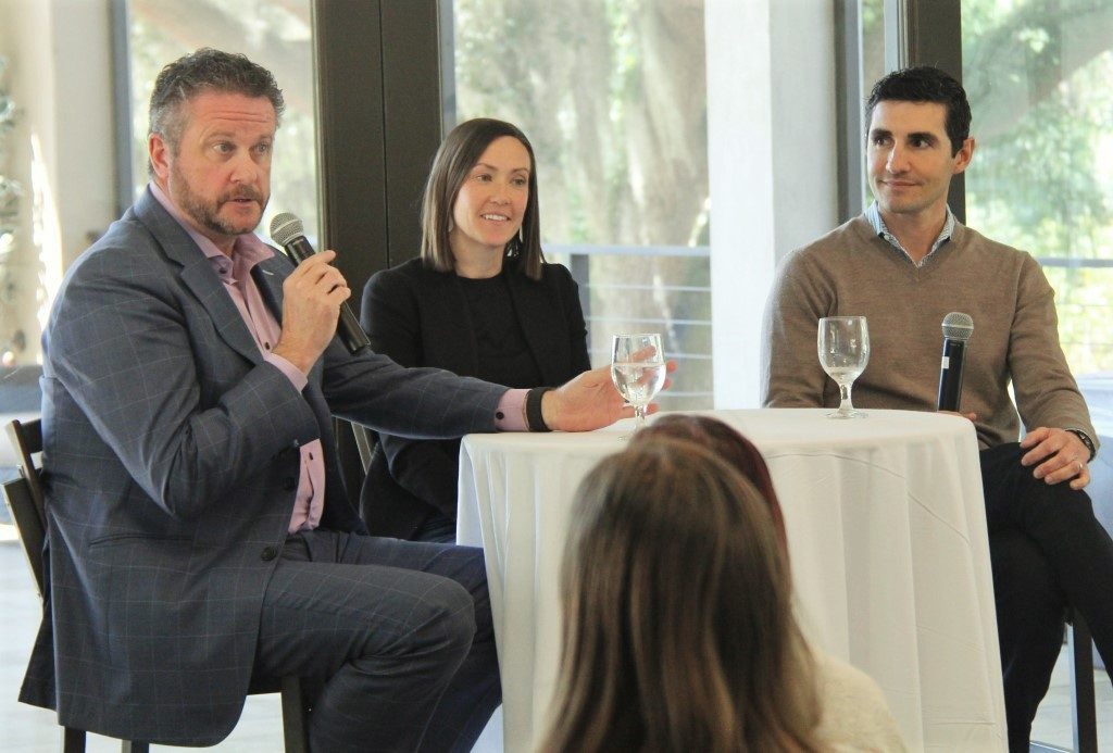 Panelists discuss technology in the food industry