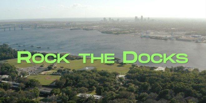 Rock the Docks panorama