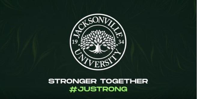 #JUStrong logo