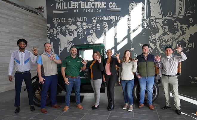 Miller Electric Philanthropy Spotlight Photo