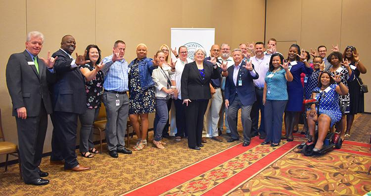 Florida Blue 2020 Philanthropy Spotlight In-text image