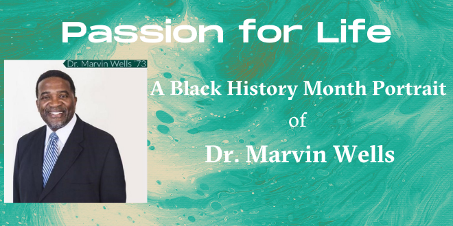 Feature image for Black History Month Profile of Dr. Marvin Wells