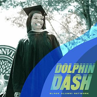Dolphin Dash 2021 Black Alumni Network Photo