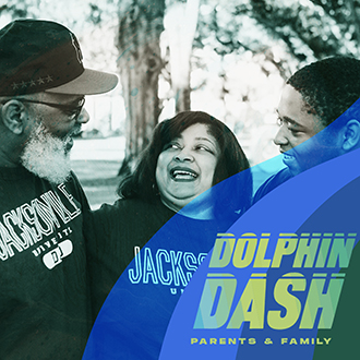 Dolphin Dash 2021 Parents and Family Challenge Photo