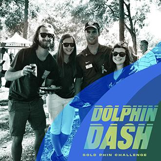 Dolphin Dash 2021 Gold Phin Challenge Photo