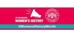 Women's History Month 2021 Logo