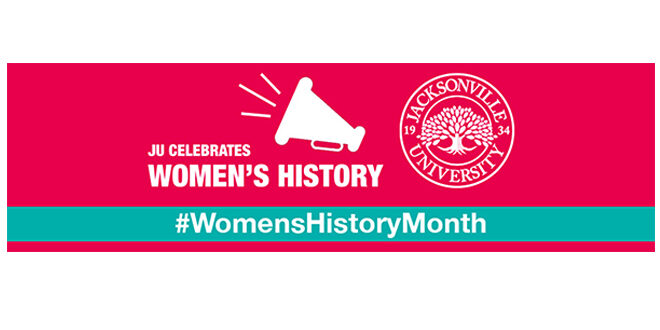 Women's History Month 2021 Logo