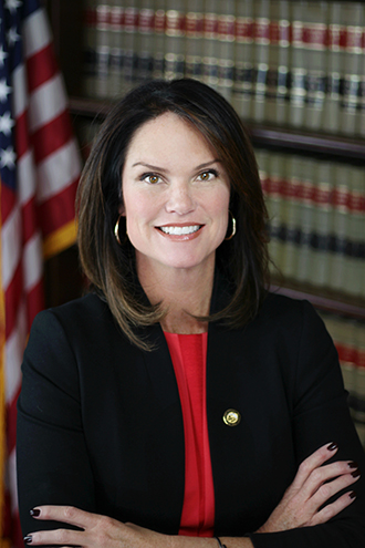 Headshot of Melissa Nelson, State Attorney for Florida's Fourth Judicial Circuit