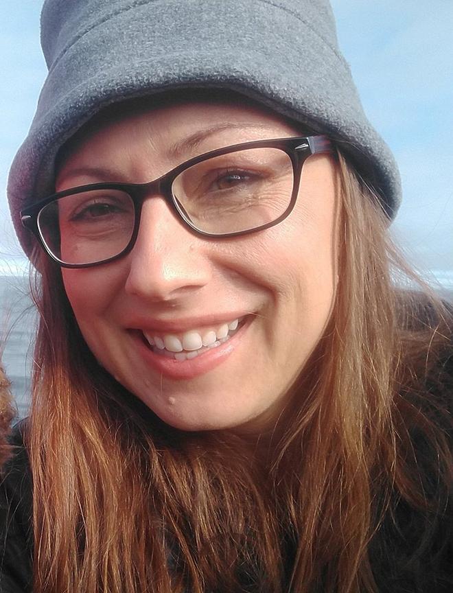 Headshot of Dr. Christi Bamford