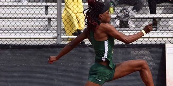 Jacksonville University Track & Field athletes compete in the Olympic trials.